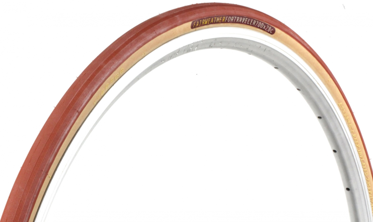 The Velo ORANGE Blog: New Fairweather Tire Colors and Size