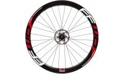 Pair of Fast Forward F4D FCT DT240 Wheels - Carbon - Tubular