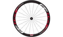 Pair of Fast Forward F4R FCC DT240 Wheels - Carbon - Tubetype