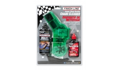 Finish Line Chain Cleaner Kit with Lubricant