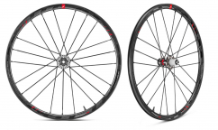 Par de Ruedas Carretera Fulcrum Racing Zero Carbon C19 - Freno de Disco - Carbono -Tubeless Ready