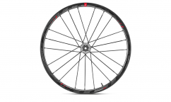 Rueda Delantera de Carretera Fulcrum Racing Zero Carbon C19 - Freno de Disco - Carbono -Tubeless Ready