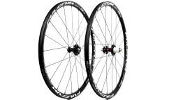 Pair of Fulcrum Racing 5 LG 2017 Wheels - Disc Brake - Aluminium - Tubetype
