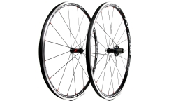 Pair of Fulcrum Racing 5 LG C17 Wheels - Aluminium - Tubetype