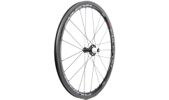 Fulcrum Racing Quattro Carbon C17 Rear Wheel - Carbon - Tubetype