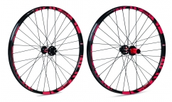 Paire de Roues Gurpil GTR SL35 Boost 27.5 Plus - Aluminium - Tubeless Ready