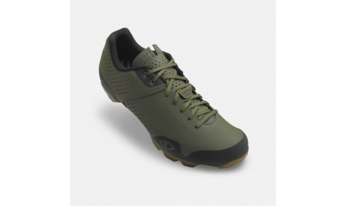 Chaussures Giro Privateer Lace 2019 Vert Olive