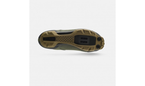 Chaussures Giro Privateer Lace 2019 Vert Olive semelle