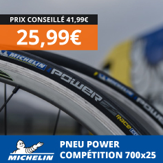 Pneu Michelin Power Compétition