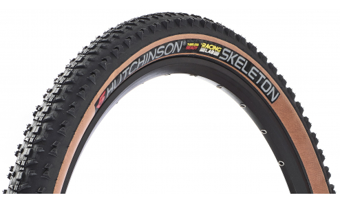Pneu Hutchinson Skeleton Racing Lab Race Riposte XC Tubeless Ready tan