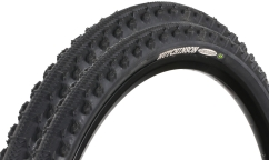 Set of 2 Hutchinson Rock and Road Tyres