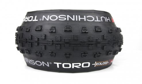 Pneu Hutchinson Toro Koloss - Spider Tech - Tubeless Ready assiette