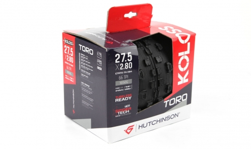 Pneu Hutchinson Toro Koloss - Spider Tech - Tubeless Ready pack