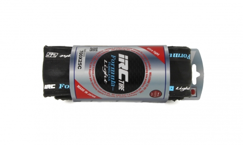 Pneu IRC Formula Pro Light - NR-TEX - Tubeless