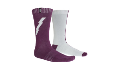 Chaussettes Ion Scrub Violet 2019