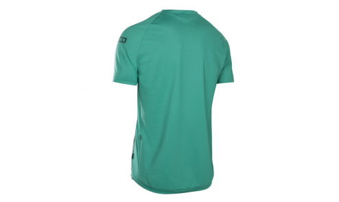 Maillot Manches Courtes Ion Traze AMP 2019 Turquoise dos