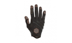 Gants Longs Ion Scrub Select Noir-Marron