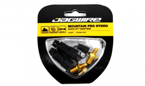 Kit Adaptateur Jagwire Mountain Pro Quick Fit - Hayes Dyno, Stroker Ryde, Hayes