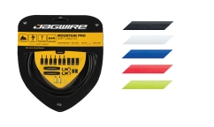 Kit Cables y Fundas de Cambio Jagwire Mountain Pro - Cables Teflon - Latiguillo Lex