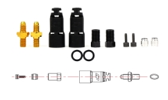 Jagwire Mountain Pro Quick Fit Connection Kit - For Avid Elixir / Sram Guide