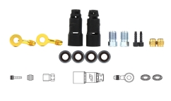 Kit di connessione Jagwire Mountain Pro Quick-Fit™ - Per Magura MT4/MT6/MT8
