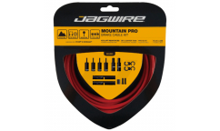 Kit de Cables y Latiguillos Jagwire Mountain Pro - Cables STS-PS - Latiguillo KEB-SL