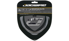 Kit de Cables y Latiguillos Desviador Jagwire Mountain Elite Sealed - Cables Polimero - Latiguillo XE