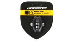 Jagwire Basics Road Brake Shoes (a pair) - For Aluminium Rims