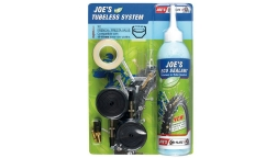 Kit di conversione Tubeless Joe's No-Flats ecologico - Presta