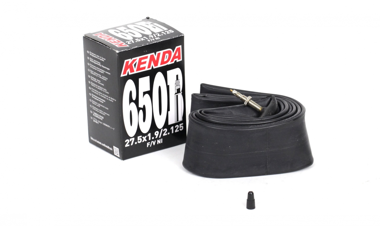 Kenda 27 5 tube pneus vtt pneus v lo for Chambre a air vtt increvable