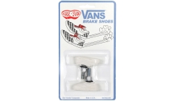 Kool-Stop Vans Brake Shoes - For Aluminium Rims