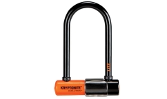 Kryptonite Evolution Mini 6 Lite U-lock - Security rating: 7/10