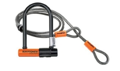 Antirobo U Kryptonite Evolution Mini - + Cable Flex 120cm