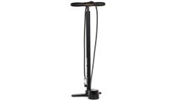 Lezyne Steel Digital Drive Road Floor Pump - 160 psi - Dual Valve