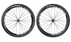 Paire de Roues Mavic Crossride Light WTS - Aluminium - à Pneus