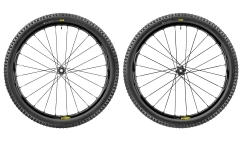 Paire de Roues Mavic XA Elite Boost 2017 WTS - Aluminium - Tubeless Ready