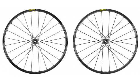 Paire de Roues Mavic XA Elite 2019 Aluminium Tubeless Ready