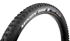 Maxxis Minion DHR II+ tyre - EXO Protection - Dual 62a/60a- Tubeless Ready