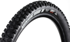 Maxxis Minion DHR II Tyre - Super Tacky 42a - 2 nappes - butyl
