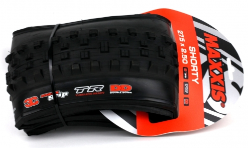 Maxxis Shorty Double Down - 3C Maxx Grip - Tubeless Ready Packaging - TB85979100