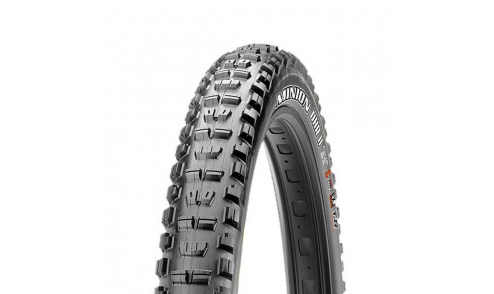 Maxxis Minion DHR II Plus Wide Trail EXO Protection Dual Compound Tubeless Ready