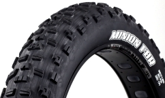 Fat Bike Maxxis Minion FBR Tyre  - Dual - 120 tpi