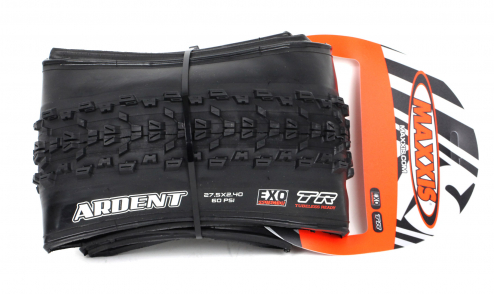 Pneu Maxxis Ardent - EXO Protection - Dual 62a/60a - Tubeless Ready - TB96734100
