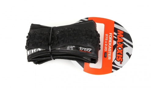 Pneu Maxxis Forekaster - Dual 62a/60a - Tubeless Ready pack
