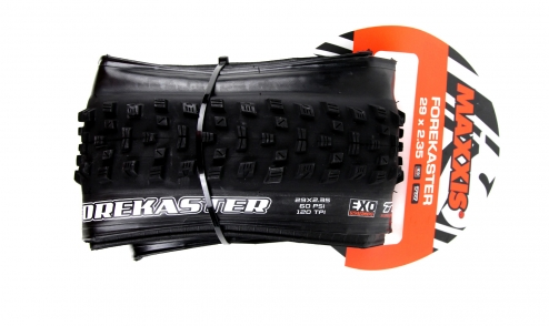 Pneu Maxxis Forekaster - EXO Protection - Dual 62a/60a - Tubeless Ready - TB96733100