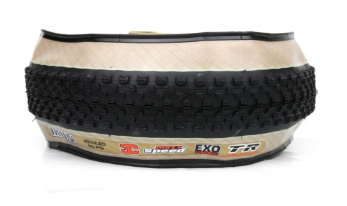 Pneu Maxxis Ikon - EXO Protection - 3C Maxx Speed - Tubeless Ready noir beige