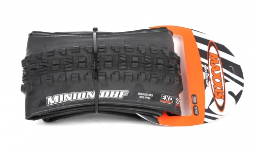 Pneu Maxxis Minion DH AV - EXO Protection - Dual 62a/60a - Tubeless Ready - TB73305100