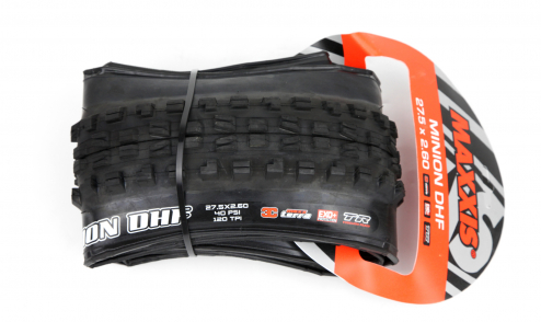 Pneu Maxxis Minion DHF+ Wide Trail - EXO+ Protection - 3C Maxx Terra - Tubeless Ready