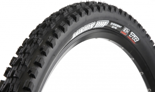 Pneu Maxxis Minion DHF Wide Trail - EXO Protection - Dual 62a/60a - Tubeless Ready jante
