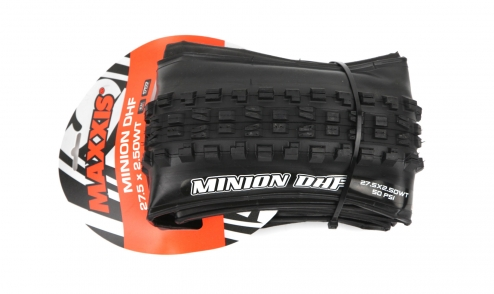 Pneu Maxxis Minion DHF Wide Trail - EXO Protection - Dual 62a/60a - Tubeless Ready pack